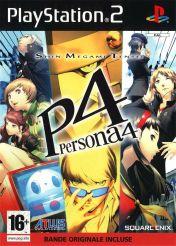 Cover Shin Megami Tensei: Persona 4