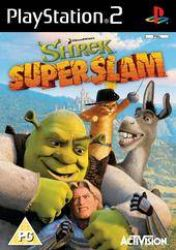 Cover Shrek SuperSlam