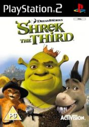 Cover Shrek the Third