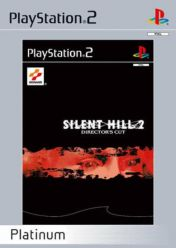 Cover Silent Hill 2: Director's Cut (Platinum) (PS2)