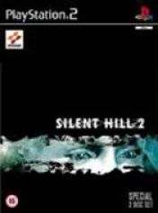 Cover Silent Hill 2 (PS2)