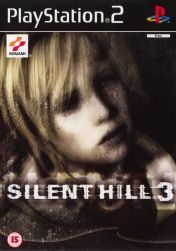 Cover Silent Hill 3 (PS2)
