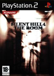 Cover Silent Hill 4: The Room (PS2)