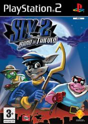 Cover Sly 2: Band of Thieves