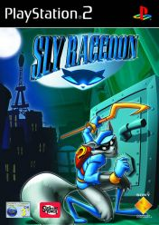 Cover Sly Cooper and the Thievius Raccoonus (PS2)