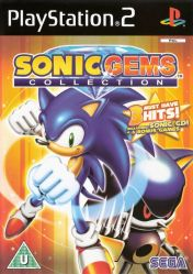 Cover Sonic Gems Collection