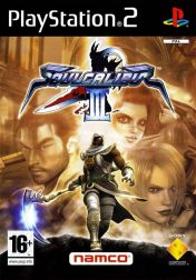 Cover SoulCalibur III