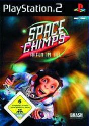Cover Space Chimps (PS2)