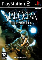 Cover Star Ocean: Till the End of Time (PS2)