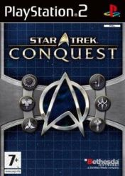 Cover Star Trek: Conquest