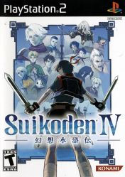 Cover Suikoden IV