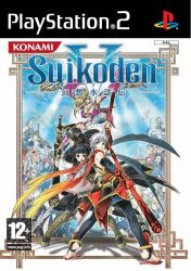 Cover Suikoden V