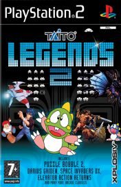 Cover Taito Legends 2