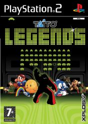 Cover Taito Legends