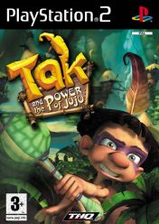 Cover Tak and the Power of Juju