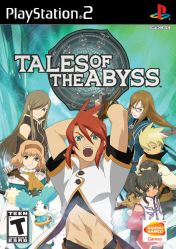 Cover Tales of the Abyss