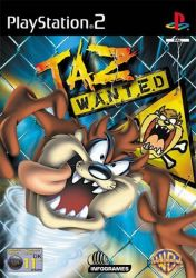 Cover Taz Wanted