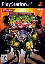 Cover Teenage Mutant Ninja Turtles 3: Mutant Nightmare
