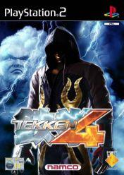 Cover Tekken 4