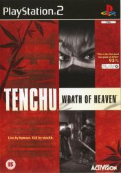 Cover Tenchu: Wrath of Heaven
