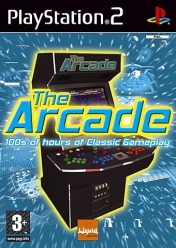 Cover The Arcade