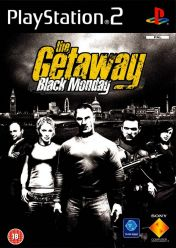 Cover The Getaway: Black Monday