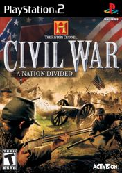 Cover The History Channel: Civil War - A Nation Divided
