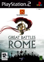 Cover The History Channel: Great Battles of Rome