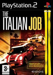 Cover The Italian Job