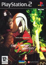 Cover The King of Fighters 2003