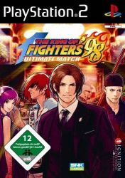 Cover The King of Fighters '98 Ultimate Match