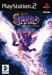 Cover The Legend of Spyro: A New Beginning