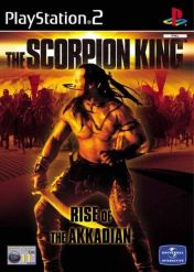 Cover The Scorpion King: Rise of the Akkadian