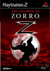 Cover The Shadow of Zorro
