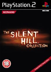 Cover The Silent Hill Collection