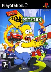Cover The Simpsons: Hit & Run