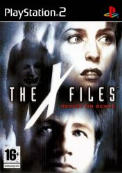 Cover The X-Files: Resist or Serve