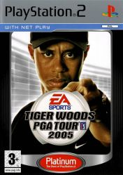 Cover Tiger Woods PGA Tour 2005