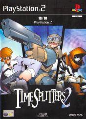 Cover TimeSplitters 2