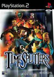Cover TimeSplitters
