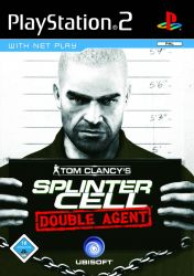 Cover Tom Clancy's Splinter Cell Double Agent (PS2)