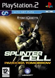 Cover Tom Clancy's Splinter Cell Pandora Tomorrow
