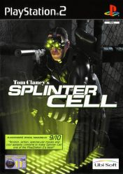 Cover Tom Clancy's Splinter Cell