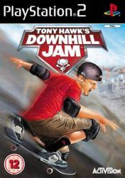 Cover Tony Hawk's Downhill Jam