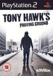 Cover Tony Hawk's Proving Ground