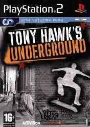 Cover Tony Hawk's Underground