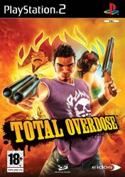 Cover Total Overdose: A Gunslinger's Tale in Mexico