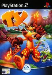 Cover Ty the Tasmanian Tiger