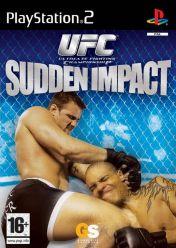 Cover UFC: Sudden Impact