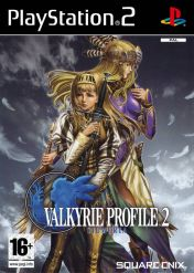 Cover Valkyrie Profile 2: Silmeria (PS2)